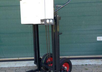 Spangkilde radiatorvogn