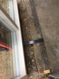 spangkilde vinduesløfter - set ovenfra og ned
