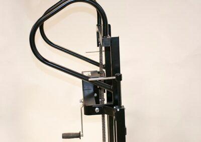Spangkilde universalvogn - håndtag og kæde