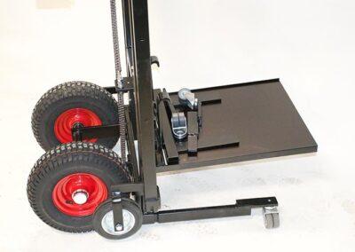 Spangkilde universalvogn - lad og hjul