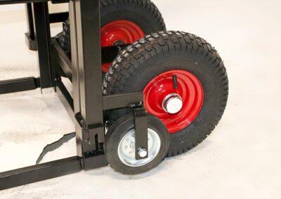 Spangkilde universalvogn og hjul